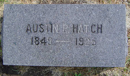 HATCH, AUSTIN PHILIP - Delaware County, Iowa | AUSTIN PHILIP HATCH