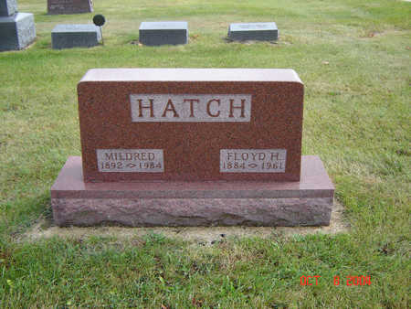 HATCH, FLOYD HOMER - Delaware County, Iowa | FLOYD HOMER HATCH