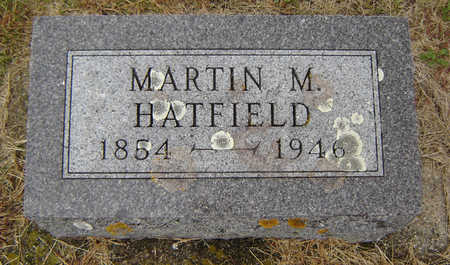 HATFIELD, MARTIN M. - Delaware County, Iowa | MARTIN M. HATFIELD