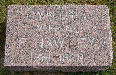 LECOUR HAWLEY, CYNTHIA - Delaware County, Iowa | CYNTHIA LECOUR HAWLEY