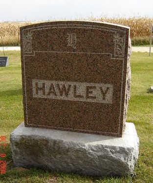 HAWLEY, FRANK - Delaware County, Iowa | FRANK HAWLEY