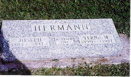 HERMANN, JOSEPH - Delaware County, Iowa | JOSEPH HERMANN