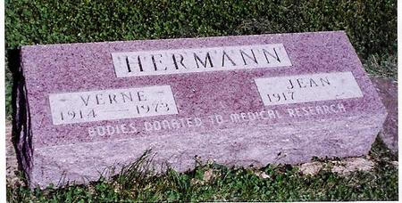 MERTEN HERMANN, JEAN ALICE - Delaware County, Iowa | JEAN ALICE MERTEN HERMANN