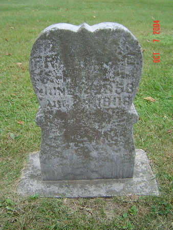 FAIRWEATHER HILL, FRANCES E. - Delaware County, Iowa | FRANCES E. FAIRWEATHER HILL