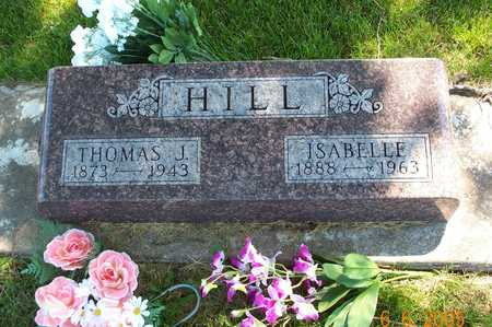 HILL, THOMAS J. - Delaware County, Iowa | THOMAS J. HILL