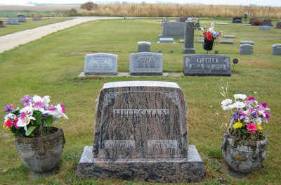 HITESMAN, VIVIAN E. - Delaware County, Iowa | VIVIAN E. HITESMAN