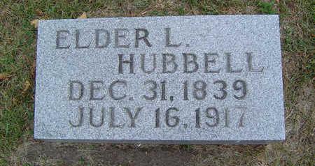 HUBBELL, ELDER LEWIS - Delaware County, Iowa | ELDER LEWIS HUBBELL