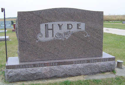HYDE, ELEANOR - Delaware County, Iowa | ELEANOR HYDE