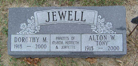 JEWELL, ALTON W. (TONY) - Delaware County, Iowa | ALTON W. (TONY) JEWELL