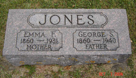JONES, EMMA F. - Delaware County, Iowa | EMMA F. JONES