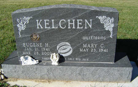 WILLENBRING KELCHEN, MARY C. - Delaware County, Iowa | MARY C. WILLENBRING KELCHEN