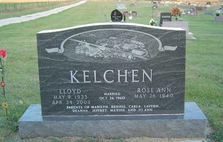 KELCHEN, LLOYD - Delaware County, Iowa | LLOYD KELCHEN