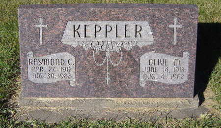 KEPPLER, RAYMOND C. - Delaware County, Iowa | RAYMOND C. KEPPLER