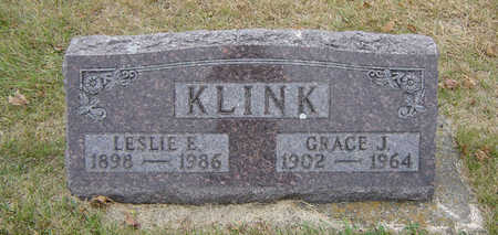 KLINK, GRACE J. - Delaware County, Iowa | GRACE J. KLINK