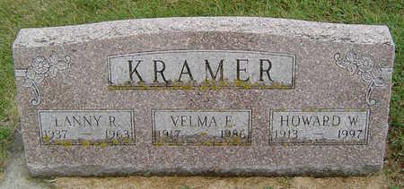 KRAMER, HOWARD W. - Delaware County, Iowa | HOWARD W. KRAMER
