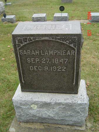 LAMPHIEAR, SARAH - Delaware County, Iowa | SARAH LAMPHIEAR