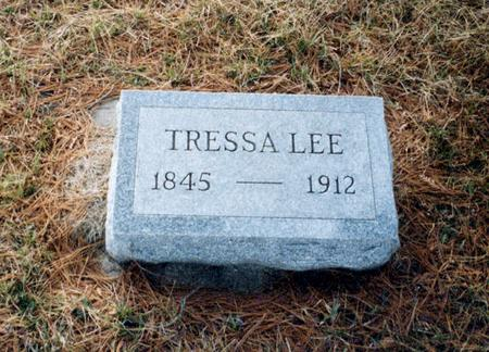 LEE, TRESSA - Delaware County, Iowa | TRESSA LEE