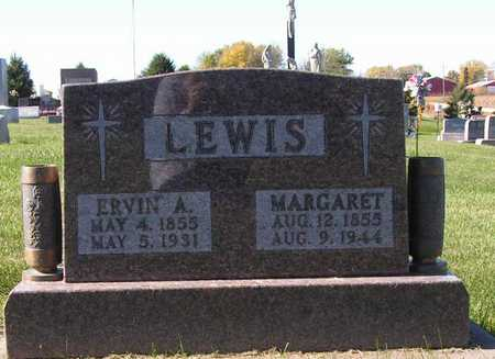 WELSH LEWIS, MARGARET - Delaware County, Iowa | MARGARET WELSH LEWIS