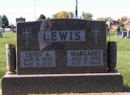 LEWIS, ERVIN A - Delaware County, Iowa | ERVIN A LEWIS