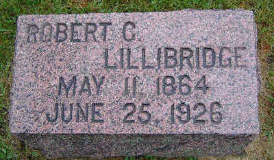 LILLIBRIDGE, ROBERT C. - Delaware County, Iowa | ROBERT C. LILLIBRIDGE
