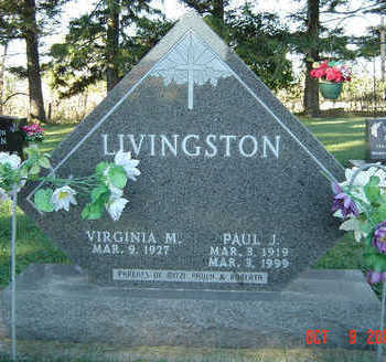 LIVINGSTON, PAUL J. - Delaware County, Iowa | PAUL J. LIVINGSTON