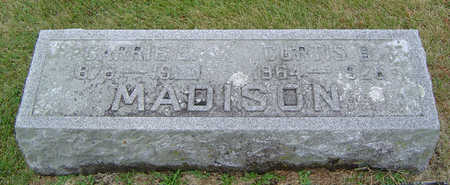 MADISON, CURTIS B. - Delaware County, Iowa | CURTIS B. MADISON