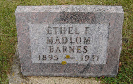 STEELE MADLOM, ETHEL F. - Delaware County, Iowa | ETHEL F. STEELE MADLOM