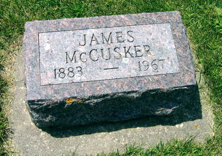 MCCUSKER, JAMES - Delaware County, Iowa | JAMES MCCUSKER