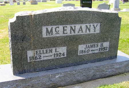 MCENANY, JAMES H. - Delaware County, Iowa | JAMES H. MCENANY