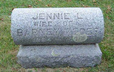 SMITH MEDER, JENNIE L. - Delaware County, Iowa | JENNIE L. SMITH MEDER