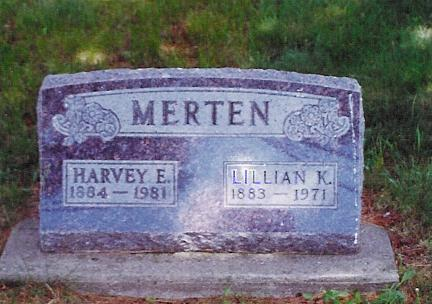 MERTEN, LILLIAN - Delaware County, Iowa | LILLIAN MERTEN