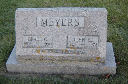 MEYERS, JOHN ED - Delaware County, Iowa | JOHN ED MEYERS