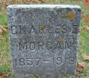 MORGAN, CHARLES E. - Delaware County, Iowa | CHARLES E. MORGAN