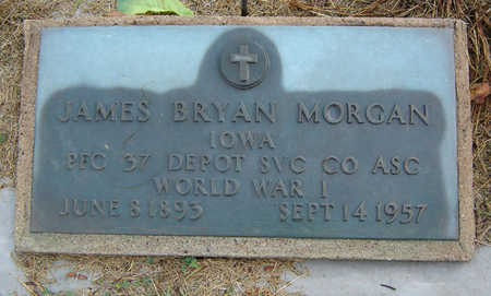 MORGAN, JAMES BRYAN - Delaware County, Iowa | JAMES BRYAN MORGAN