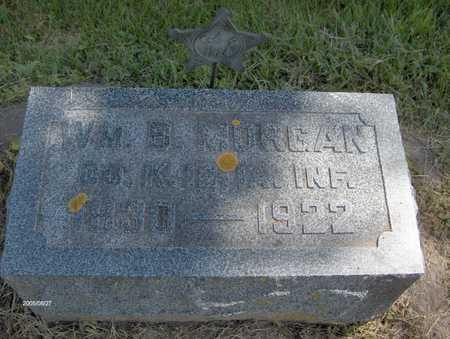 MORGAN, WILLIAM B. - Delaware County, Iowa | WILLIAM B. MORGAN