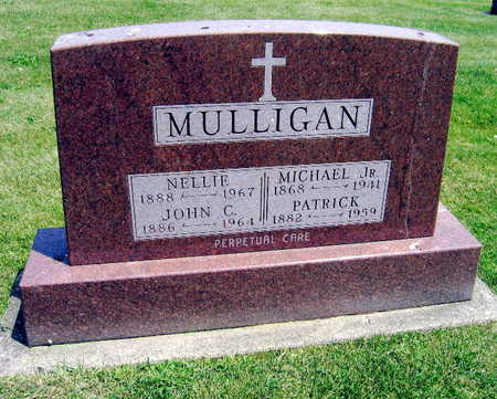 MULLIGAN, MICHAEL JR. - Delaware County, Iowa | MICHAEL JR. MULLIGAN