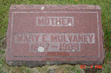MULVANEY, MARY E. - Delaware County, Iowa | MARY E. MULVANEY