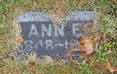 MUNGER, ANN E. - Delaware County, Iowa   ANN E. MUNGER