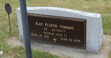 NIMMO, RAY FLOYD - Delaware County, Iowa | RAY FLOYD NIMMO