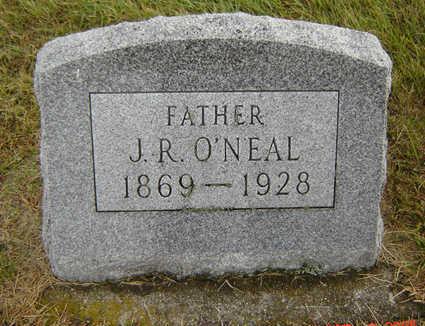 O'NEAL, JOHN RALPH - Delaware County, Iowa | JOHN RALPH O'NEAL