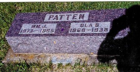 PATTEN, WILLIAM J. - Delaware County, Iowa | WILLIAM J. PATTEN