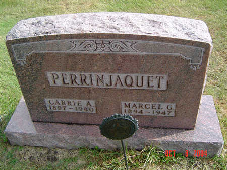 PERRINJAQUET, MARCEL G. - Delaware County, Iowa | MARCEL G. PERRINJAQUET