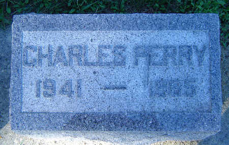 PERRY, CHARLES - Delaware County, Iowa | CHARLES PERRY