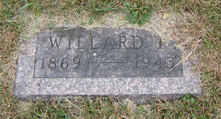 PERRY, WILLARD H. - Delaware County, Iowa | WILLARD H. PERRY