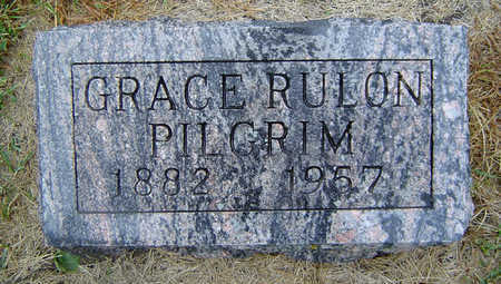 PILGRIM, GRACE - Delaware County, Iowa | GRACE PILGRIM