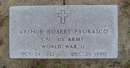 PROBASCO, ARTHUR ROBERT - Delaware County, Iowa | ARTHUR ROBERT PROBASCO