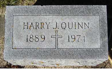 QUINN, HARRY J. - Delaware County, Iowa | HARRY J. QUINN