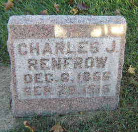 RENFROW, CHARLES J. - Delaware County, Iowa | CHARLES J. RENFROW