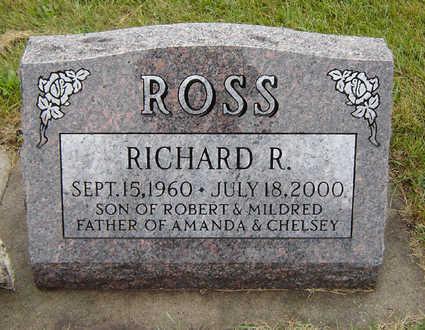 ROSS, RICHARD R. - Delaware County, Iowa | RICHARD R. ROSS