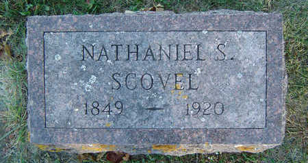 SCOVEL, NATHANIEL S. - Delaware County, Iowa | NATHANIEL S. SCOVEL